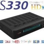 ATUALIZAÇÃO GLOBLSAT GS330 HD SKS 58W VERSÃO.4.04 - 29/11/2016