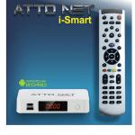 NOVA ATUALIZAÇÃO ATTO NET I-SMART - OUTUBRO 2017