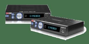 CINEBOX LEGEND HD DUO ATUALIZAÇÃO - 30/07/2017