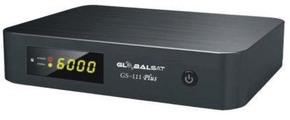 Atualização Globalsat Gs 111 plus/HD v.4.11 Abrindo no 58w e 61w- 14 julho 2017
