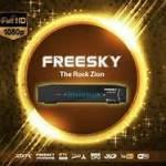 Atualização Freesky the Rocky Zion v.1.108.112 - 27/07/2017