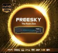 ATUALIZAÇÃO FREESKY THE ROCK ZION