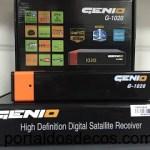 GENIO G1020 HD NOVA ATUALIZAÇÃO V.1.025 - 19/04/2017