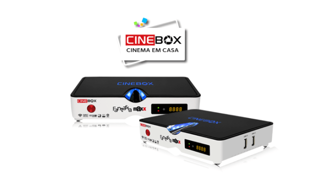 CINEBOX FANTASIA MAXX DUAL CORE - 22/01/2018