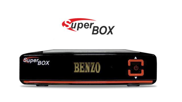 ATUALIZAÇÃO SUPERBOX BENZO V.1.101 - JULHO 2017