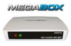 ATUALIZAÇÃO MEGABOX MG5 HD V.7.40 - 58W - 14/07/2017