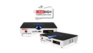 Download atualização do receptor Cinebox fantasia maxx - 30 julho 2017