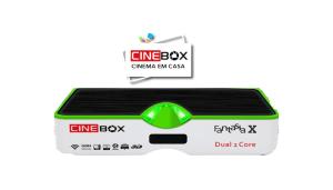 Baixar atualização do receptor cinebox fantasia x - 30 Julho 2017