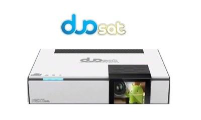 Duosat Next UHD Nova Atualização v.1.1.52 - 05/10/2018
