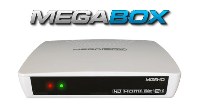 MEGABOX MG5 HD NOVA ATUALIZAÇÃO V.7.49 - AGOSTO 2017