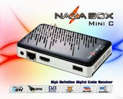 Nova atualização Nazabox Cable + Mini C - 07/03/2017