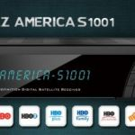 Solução azamerica s1001 canal codificado atualização - 2018