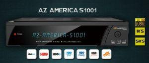 AZAMERICA S1001 ATUALIZAÇÃO V.1.09.18259 - 16/03/2017