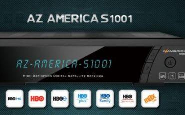 ATUALIZAÇÃO AZAMERICA S1001 - SKS INTELSAT 58_2W SELECIONAR NO F111 - V.1.09.17580