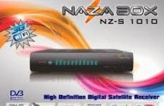 NAZABOX NZ 1010 NOVA ATUALIZAÇÃO V.4.02 CORREÇÃO SKS/IKS/CCAMD - 30/11/2016