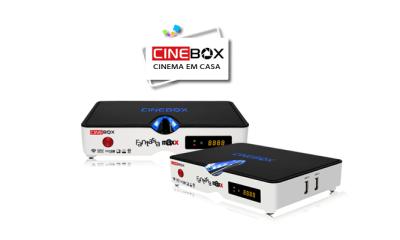 CINEBOX FANTASIA MAXX HD BAIXAR ATUALIZAÇÃO - 21/09/2018