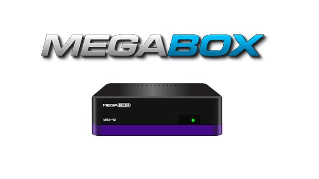 ATUALIZAÇÃO MEGABOX MG2 HD V.750 - 03 SETEMBRO 2017