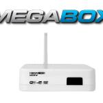 Atualização Megabox MG 3 W