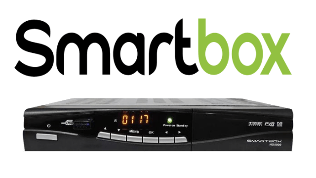 Atualização Smartbox 5000 Modificada
