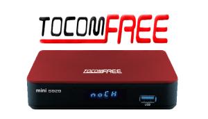 Atualização tocomfree s989 E s929 ACM HD download disponível - 25/03/2017