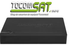 ATUALIZAÇÃO TOCOMSAT INET 4K - 18/01/2017