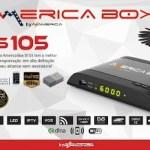 ATUALIZAÇÃO AMERICABOX S105 v.2.14 - Dezembro 2017