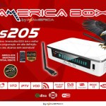 ATUALIZAÇÃO AMERICABOX S205 V.2.15 - DEZEMBRO 2017