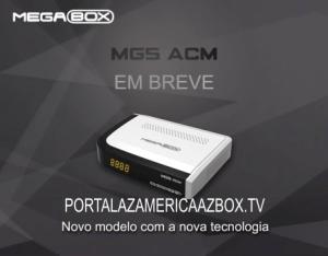 Atualização Megabox MG5 Acm v.1.34 - junho 2017