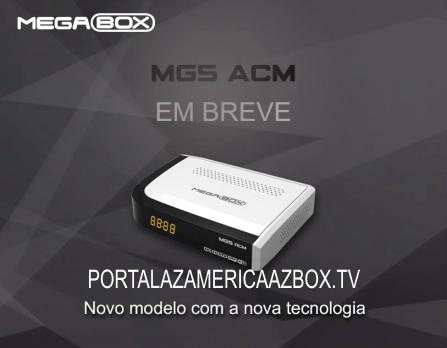 Atualização megabox MG5 Acm v.1.35 - 29 junho 2017