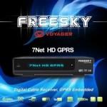 Atualização nova Freesky 7 net v.4.01 novembro 2016 - Azamerica sat