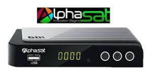 Atualização Alphasat Go v.1.04 - junho 2017