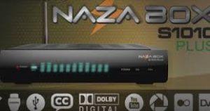 Atualização receptor alternativo Nazabox S1010 Plus v.2.07 - 03/2017