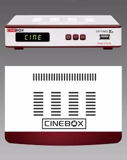 CINEBOX OPTIMO X2 ACM ATUALIZAÇÃO - 22/01/2018