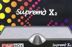 ATUALIZAÇÃO CINEBOX SUPREMO X2 - 22/08/2017