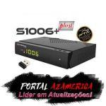 ULTIMA ATUALIZAÇÃO AZAMERICA S1006 + PLUS V.1.09.18386 - 17/08/2017