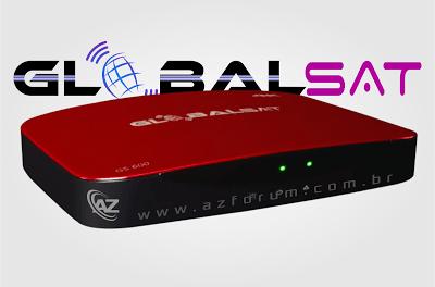 Atualização Globalsat Gs 600 v.2.402 Julho 2017