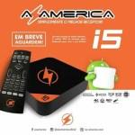 NOVA ATUALIZAÇÃO AZAMERICA I5 V.1.31- NOVEMBRO 2017