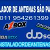 Instalação de Antena em São Paulo
