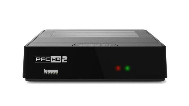 ATUALIZAÇÃO TOCOMBOX PFC HD 2 V.01.038 - JANEIRO 2018