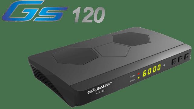 GLOBALSAT GS120 ATUALIZAÇÃO V2.23 - JANEIRO/2018