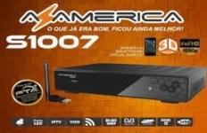 AZAMERICA S1007 HD ULTIMA ATUALIZAÇÃO V.1.09.18949 - 2018