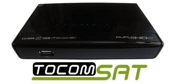 Atualização Tocomsat Duplo Lite HD V4.69