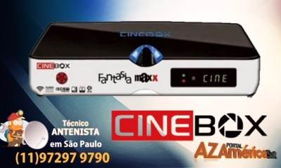 Cinebox Fantasia Maxx 2
