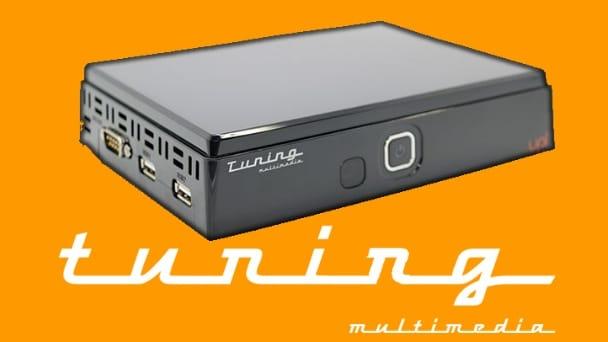 Tuning UP! HD Multimédia Nova Atualização