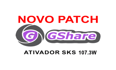 ativador patch gshare 107w