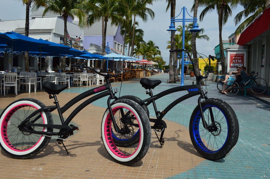 Stretch Beach Cruiser Bikes