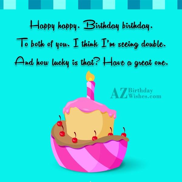 happy happy birthday birthday
