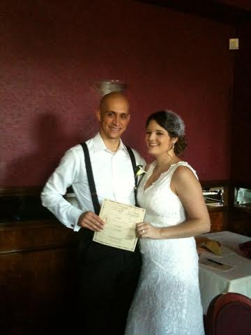 Wedding Officiant Landmark Restaurant Mesa