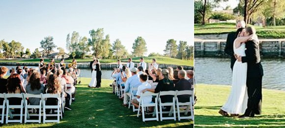 Western Skies Golf Resort Wedding