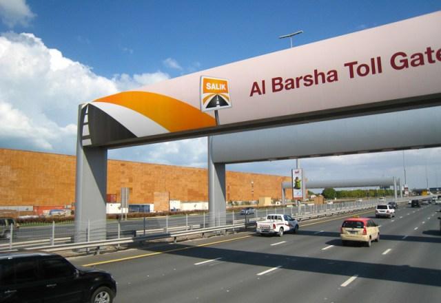 Al Barsha Salik Gate